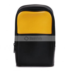Soft Carrying Case For Fluke Multimeter 15b 17b 115 116 117 175 177 179 fit C35