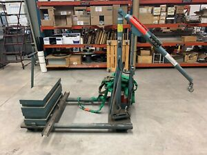 Ruger Equipment Crane