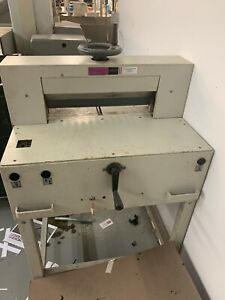 Triumph 4810a 18 Electric Paper Cutter