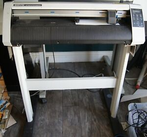 Graphtec Ce5000 60 Desktop Vinyl Cutter Plotter