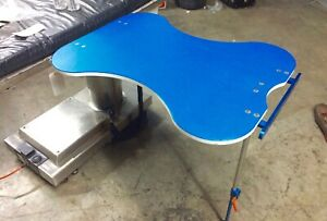 Alimed Arm Surgery Table Model 932468 Good Condition Guaranteed