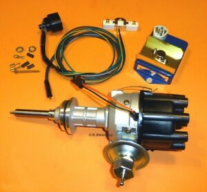 For Mopar 383 400 Hirev Hipo Electronic Ignition Kit Plymouth Dodge Chrysler