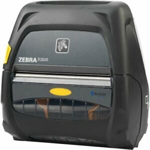 Zebra Technologies Zq52 aue0000 00 Thermal Printer 4 Size Bluetooth Incl Dc