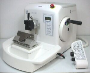 Thermo Shandon Finesse Me Motorized Electronic Microtome 77500102