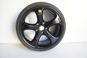 Porsche 997 Gt3 4 S Turbo Techart Wheel Formula 20 Rim Front V1