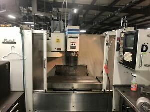Fadal Vmc 4020ht 1995 Under Power 10k Rpm Spindle Video