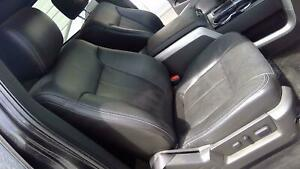 11 14 Ford F150 Front Passenger Bucket Seat Electric Leather Heated And Cooled