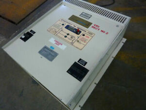 Staticon Ct19r12048c100cncp4 Rectifier 48vdc Used