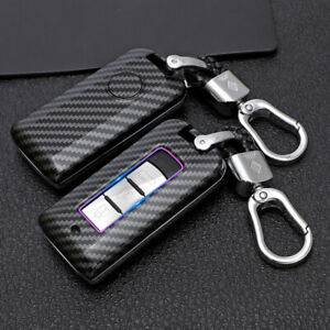 Car Key Fob Protector Cover Case Holder For Mitsubishi Outlander Rvr Asx Mirage