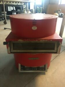 Standing Turbo Chef Pizza Oven