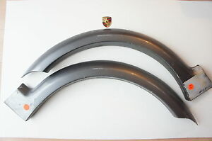 Porsche 955 Cayenne Gt Aero Gemballa Cover Wing Extention Moulding
