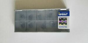 Iscar Hm90 Apkt 1003 Pdr Ic908 10 Brand New Inserts free Shipping