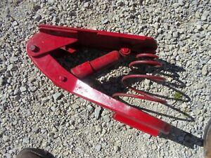 Farmall Super C Sc Tractor Ih Easy Rider Middle Seat Assembly Repainted