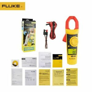 100 Original Fluke 902 True Rms Hvac Clamp Meter With A Nist traceable