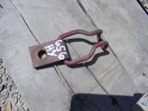 International Farmall 656 Hydro Tractor 3pt Top Center Link Holder