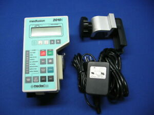 Medfusion 2010i Syringe infusion Pump New Battery Pole Clamp And Warranty