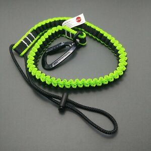 Tool Lanyard Scaffold Lanyard Tool Tether Safety Harness With Swivel Carabiner