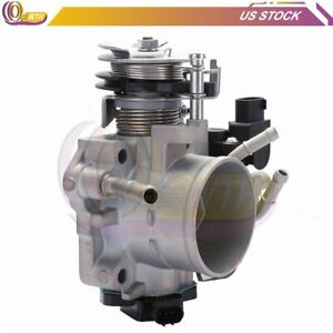 Throttle Body For Honda Element 2 4l 2006 2005 2003 Lx Ex Dx Se 16400 Raa A62