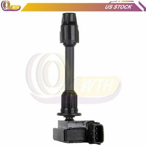 Ignition Coil Compatible With 2000 Nissan Maxima I30 Driver Side 3 0l V6 Uf363