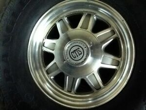 Original Oem Hummer Am General H1 Wheels Rims Tires Ctis 17