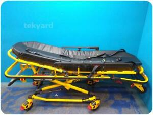 Stryker Rugged 6070 Lx Ambulance Stretcher Cot 240859