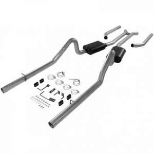 Flowmaster 3in Complete Exhaust Kit 68 70 Mopar B body V8 17382