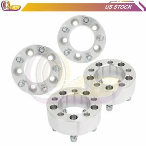 Full Set 2 Thick 5x4 5 1 2 Studs Wheel Spacers For Ford Taurus Jeep Liberty