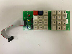 Veeder root Tks350 Keypad 329222 002 New