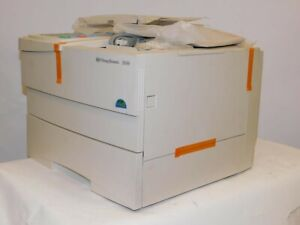 New Pitney Bowes 2030 Plain Paper Laser Fax Machine copier Never Used accessorie