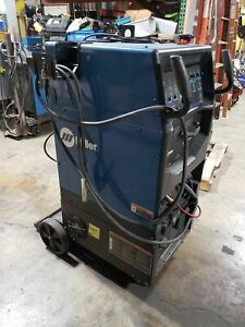 Miller Syncrowave 250 Dx Tig Welder 2006 Brand New Torch 25 Line