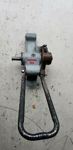 Ridgid 916 Roll Groover Compact Pipe Threader Pipe