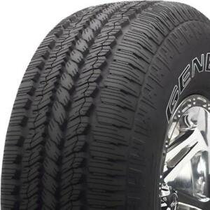 4 New Lt235 80r17 E General Ameritrac Tr 235 80 17 Tires