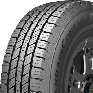 2 New 245 65r17 Continental Terrain Contact Ht 245 65 17 Tires