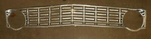 1964 Ford Falcon Brushed Aluminum Front Grill