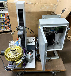Lloyd Instron Lf Plus Lf1948 Universal Test Machine Tensile Tester W controller