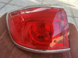 2013 2014 2015 2016 2017 Buick Enclave Left Driver Rear Tail Light Oem Taillight