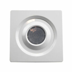 Sensor Switch Rm 6 High Bay Passive Infrared Occupancy Sensor White