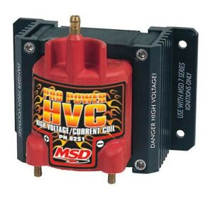 Msd Coil Pro Power Hvc Use With Msd 7 Series