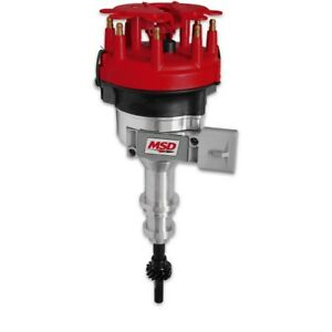 Msd Distributor Ford 5 0l Mustang With Module 86 93
