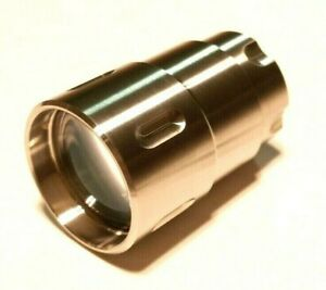 X3 Beam Expander Laser Lens Long Distance Pointing Burning M9x0 5 Adapter