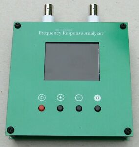 Frequency Response Analyzer fra Measuring Magnitude Phase Display Bode Plot