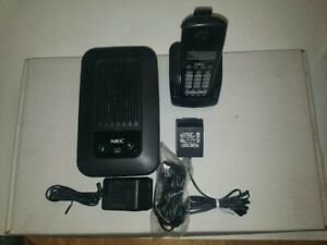 Nec Dtl 8r 1 Dterm Cordless Dect Telephone 730095 Dsx Sv8100 Phone New Battery
