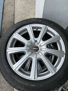 17 Borbet Wheels Rims With Tires