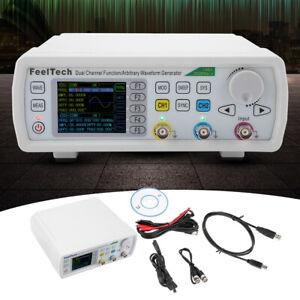 Hot Fy6600 60mhz Dual channel Dds Function Waveform Signal Generator Counter