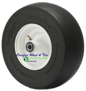 11 4.00 5 11quot; x 4quot; Wheel Assy 5quot; Centered Hub and 3 4quot; Bearings $55.50