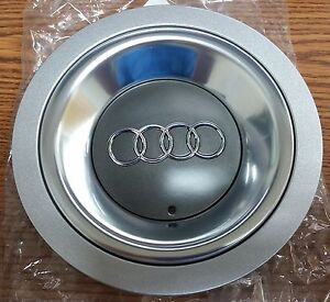 2003 To 2006 Audi A4 Cabriolet Wheel Center Cap For 17 Wheels Factory Oem