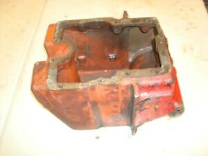 1951 Farmall H Tractor Hydraulic Pump Reservoir