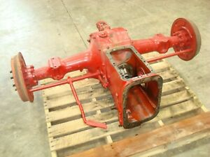 1958 Ford 861 Tractor Rearend Differential Assembly 800