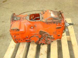 1959 Ford 971 Tractor Select o speed Sos Transmission