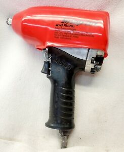 Nice Vintage Snap on Im6100 1 2 Drive Air Impact Wrench One Strong Tool